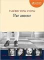 Couverture Par amour Editions Audiolib 2017
