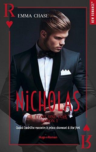 Couverture Il était une fois, tome 1 : Nicholas