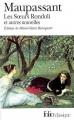 Couverture Les soeurs Rondoli Editions Folio  (Classique) 2010