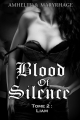 Couverture Blood of silence, tome 2 : Liam Editions CreateSpace 2015