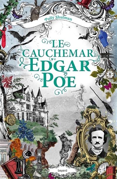Couverture Le cauchemar Edgar Poe
