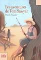 Couverture Les aventures de Tom Sawyer Editions Folio  (Junior - Textes classiques) 2017