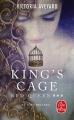 Couverture Red queen, tome 3 : King's Cage Editions Le Livre de Poche 2018