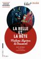 Couverture La belle et la bête Editions Folio  (+ Collège) 2017