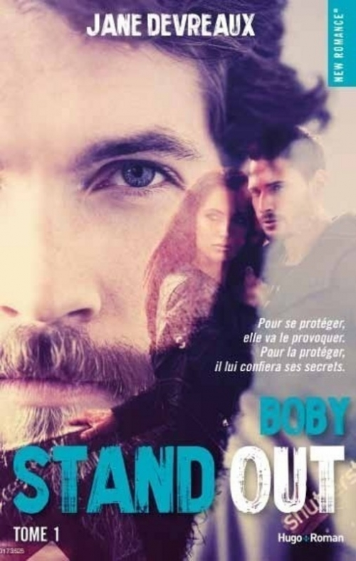 Couverture Stand out, tome 1 : Boby