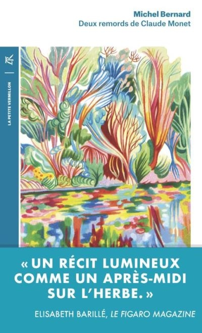 Couverture Deux remords de Claude Monet