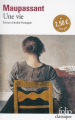 Couverture Une vie Editions Folio  (Classique) 2017