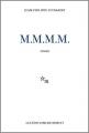 Couverture M.M.M.M. Editions de Minuit 2017
