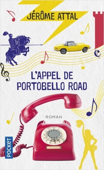 Couverture L'appel de Portobello road