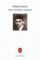 Couverture Récits, romans, journaux Editions Le Livre de Poche (La pochothèque) 2000
