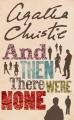 Couverture Dix petits nègres Editions HarperCollins (Agatha Christie signature edition) 2003