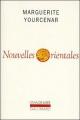 Couverture Nouvelles orientales Editions Gallimard  1998