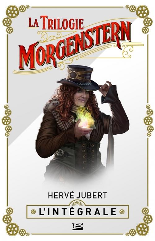 Couverture La trilogie Morgenstern, intégrale