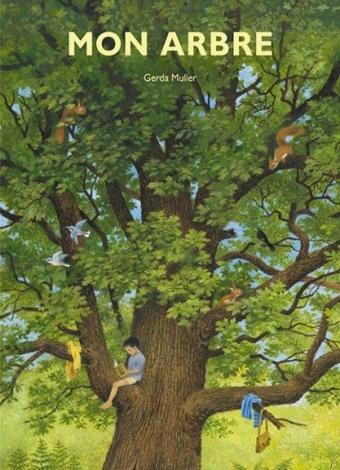 Couverture Mon arbre