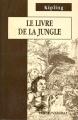 Couverture Le livre de la jungle Editions JC Lattès 1995