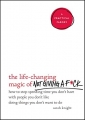 Couverture The Life-Changing Magic of Not Giving a F*ck Editions Quercus 2015