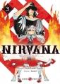 Couverture Nirvana, tome 3 Editions Doki Doki 2018