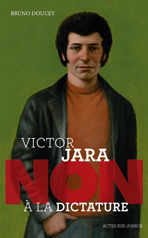 Couverture Victor Jara : Non à la dictature