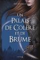 Couverture Un palais d'épines et de roses, tome 2 : Un palais de colère et de brume Editions de La Martinière (Fiction J.) 2018