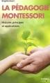 Couverture La pédagogie Montessori Editions Eyrolles 2017