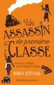 Couverture Un assassin de première classe Editions Flammarion (Jeunesse) 2018