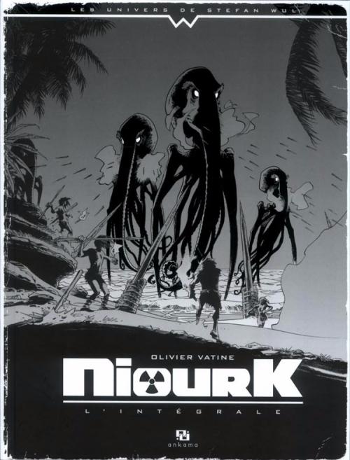 Couverture Niourk, l'intégrale