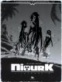 Couverture Niourk, l'intégrale Editions Ankama 2016