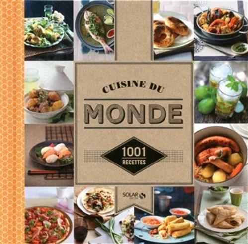 Couverture Cuisine du monde