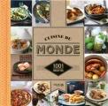 Couverture Cuisine du monde Editions Solar (1001 recettes) 2017