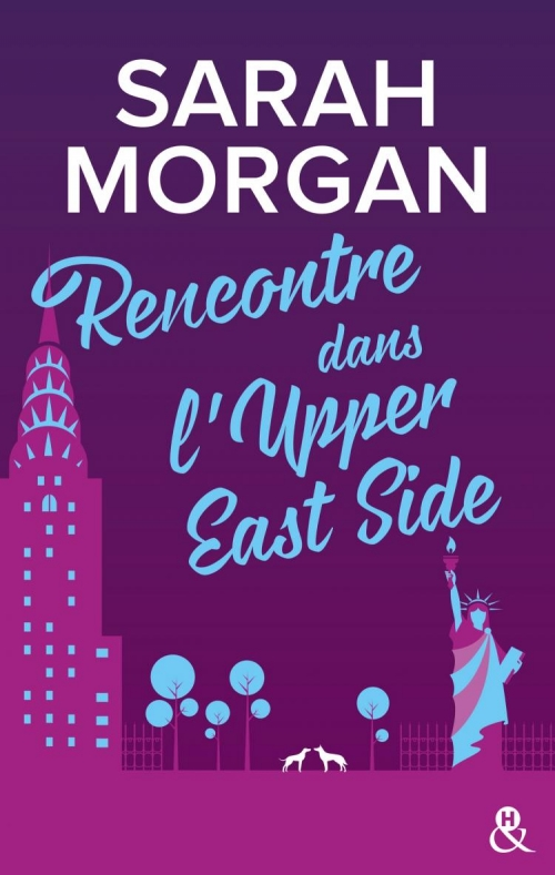 Couverture Rencontre dans l'Upper East Side