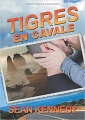 Couverture Tigres et démons, tome 3 : Tigres en cavale Editions Dreamspinner Press 2018