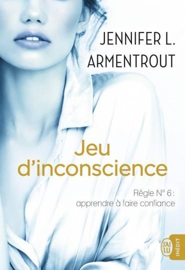 Couverture Jeu de patience, tome 6 : Jeu d'inconscience