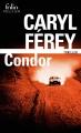 Couverture Condor Editions Folio  (Policier) 2018