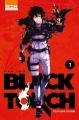 Couverture Black torch, tome 1 Editions Ki-oon (Shônen) 2018