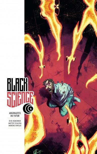 Couverture Black Science, tome 6 : Argonautes du futur