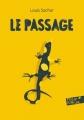 Couverture Le passage Editions Folio  (Junior) 2016