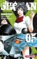 Couverture Shonan Seven, tome 05 Editions Kurokawa (Shônen) 2017