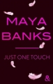 Couverture A petit feu / Slow burn, tome 5 : Just one touch Editions Harlequin (&H) 2018