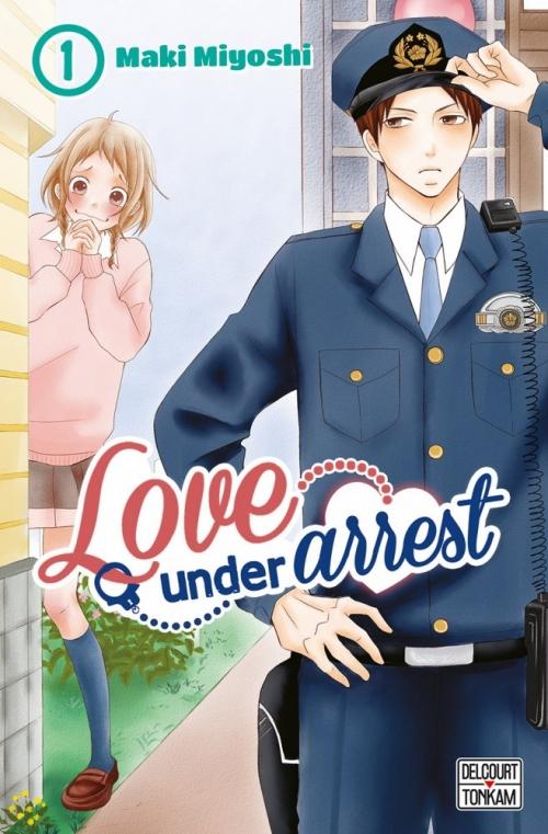 Couverture Love under arrest, tome 01