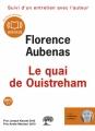 Couverture Le quai de Ouistreham Editions Audiolib 2010