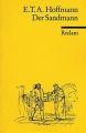 Couverture L'homme au sable Editions Reclam 1991