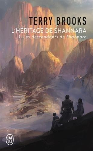 Couverture L'héritage de Shannara, tome 1 : Les descendants de Shannara