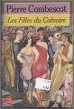 Couverture Les filles du calvaire Editions Le Livre de Poche 1991