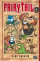 Couverture Fairy Tail, tome 01 Editions Pika 2008
