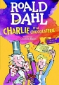 Couverture Charlie et la chocolaterie Editions Folio  (Junior) 2016