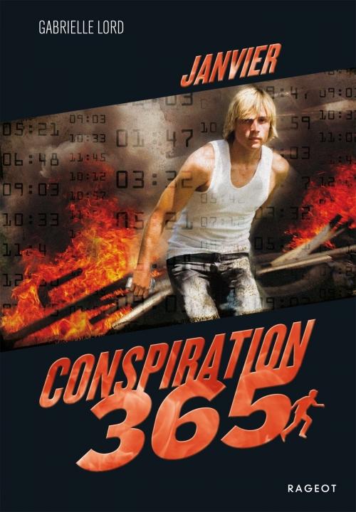 Couverture Conspiration 365, tome 01 : Janvier