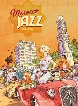 Couverture Morocco Jazz
