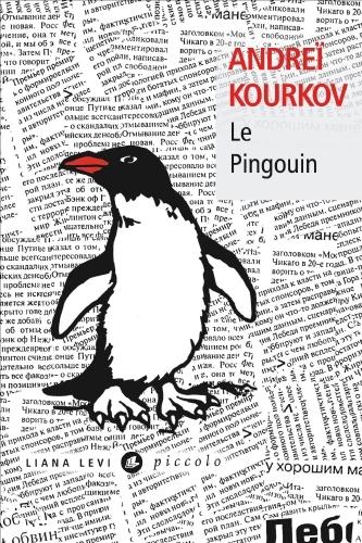 Couverture Le pingouin