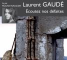 Couverture Écoutez nos défaites Editions Thélème 2016