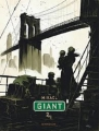 Couverture Giant, tome 2 Editions Dargaud 2018